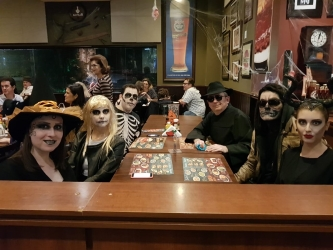 Eventos (Halloween / Superbowl)