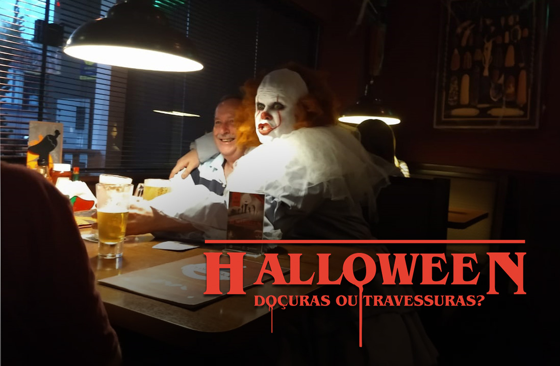 Pós evento Halloween Pepper Jack 2019